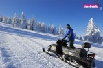 Συμβουλές για ασφαλή οδήγηση Snowmobile