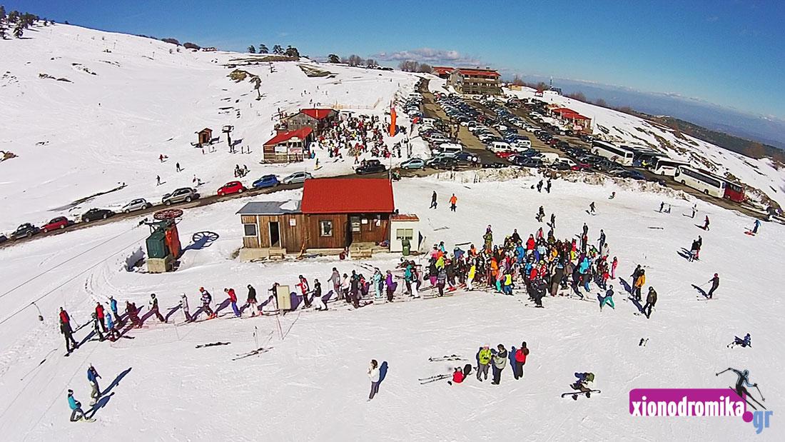 Χιονοδρομικό Κέντρο Βασιλίτσας, xionodromiko kentro vasilitsas