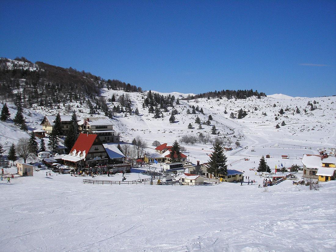 Χιονοδρομικό Κέντρο Σελίου / Seli Ski Center