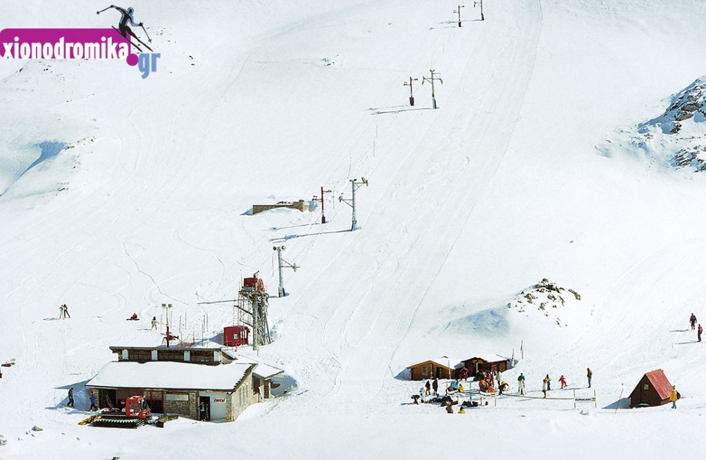 Gerontovraxos Ski Center / Χιονοδρομικο Κέντρο Γεροντόβραχου