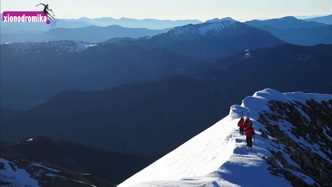 Karpenisi Velouxi Ski Center / Χιονοδρομικό Κέντρο Καρπενησίου Βελούχι