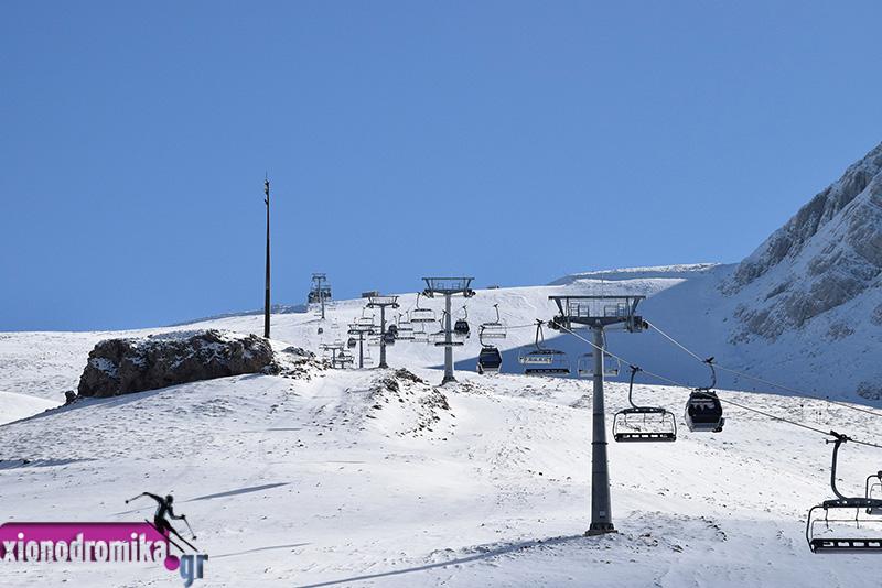 Parnassos ski center