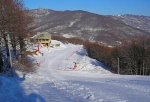 Pelion ski center