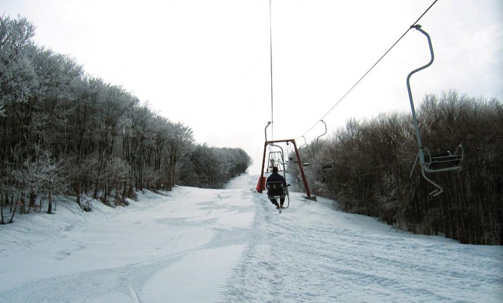 Pelion Ski Center / Χιονοδρομικί Κέντρο Πηλίου