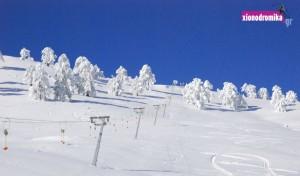 Vasilitsa ski center - Χιονοδρομικό Κέντρο Βασιλίτσας