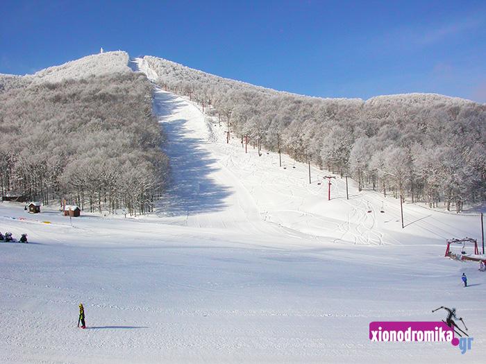 Vigla pisoderi ski center