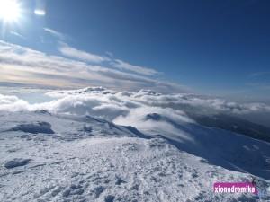 Voras Kaimaktsalan ski center