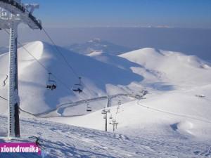 Χιονοδρομικό Κέντρο Φαλακρού - Grand Opening Falakro