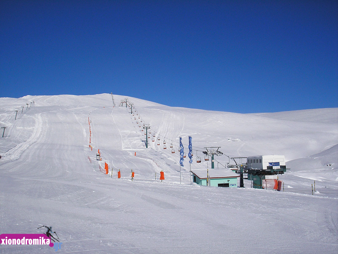 Χιονοδρομικό Κέντρο Βόρας Καϊμακτσαλάν