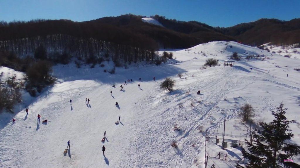 Χιονοδρομικό Κέντρο Πολιτσιές - Προφήτη Ηλία, Μέτσοβο