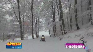 Snowmobile ΧΚ 3-5 Πηγάδια