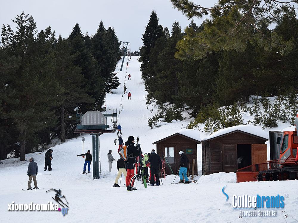 Χιονοδρομικο Κεντρο Ελατοχωριου - ELATO CHALET