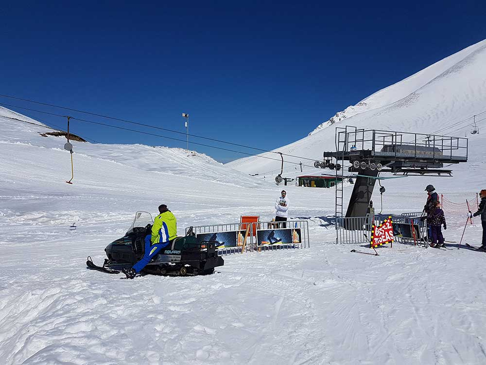 Χιονοδρομικό Κέντρο Βελουχιου Καρπενησιου - Velouxi - Karpenisi Xionodromiko