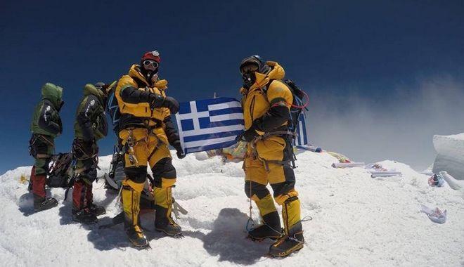 Έλληνες στο Έβερεστ 2017