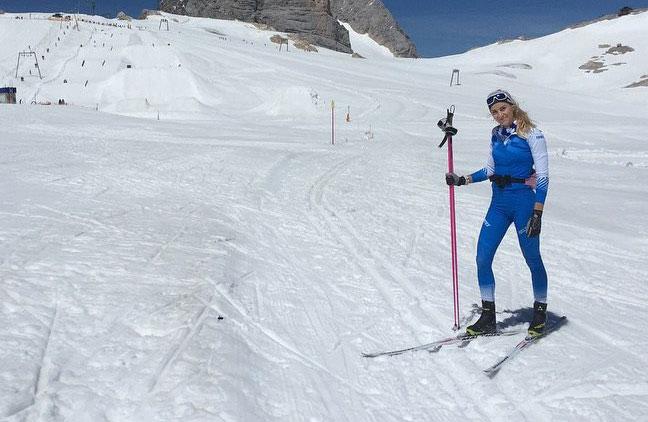 Μαρία Τσακίρη - Χειμερινοί Ολυμπιακοί Αγώνες - Κορέα 2018