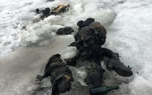 Ελβετία: Τα μουμιοποιημένα πτώματα ζευγαριού βρέθηκαν άθικτα μετά από 75 χρόνια σε παγετώνα