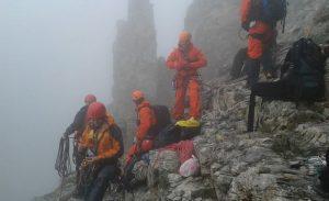 Διάσωση Όλυμπος ΕΜΑΚ Π.Υ. Ελληνική Ομάδα Διάσωσης