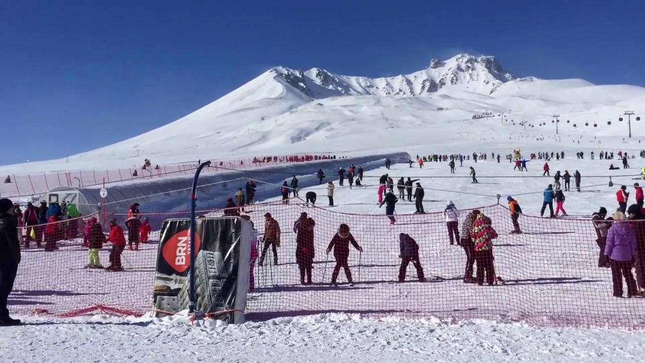 Χιονοδρομικό Κέντρο Τουρκία
