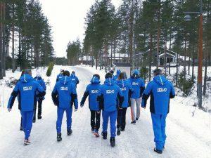 Εθνική Ομάδα - Χειμερινοί Ολυμπιακοί Αγώνες 2018