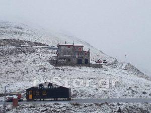 Χιονοδρομικό Κέντρο Βελούχι Καρπενήσι