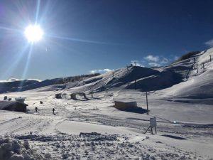 Χιονοδρομικό Κέντρο Ανηλιου Μέτσοβο