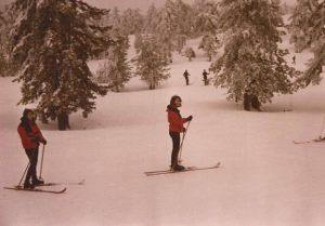 Χιονοδρομικό Κέντρο Τρόοδου 1966-1970