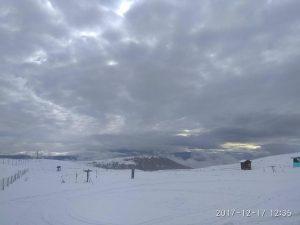 Χιονοδρομικό Κέντρο Βόρας Καϊμακτσαλάν- 17.12.2017