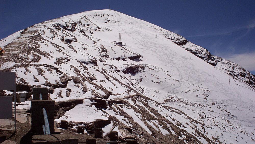 Χιονοδρομικό Κέντρο Chacaltaya, Βολιβία