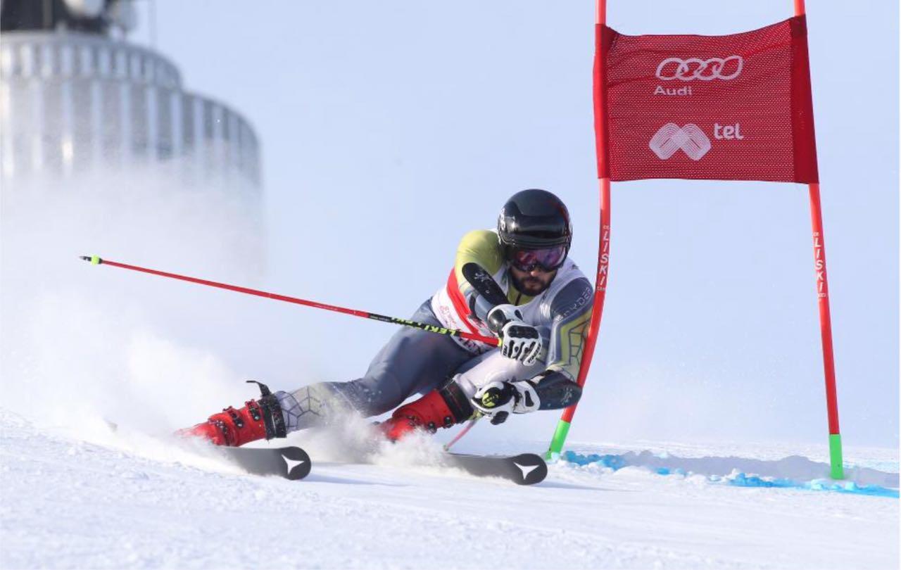 Ντίνος Λευκαρίτης - Κύπρος - Χειμερινοί Ολυμπιακοί Αγώνες 2018 - Κορέα