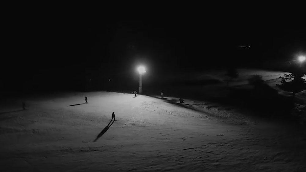 Χιονοδρομικό Κέντρο Καλαβρύτων - Νυχτερινό Σκι