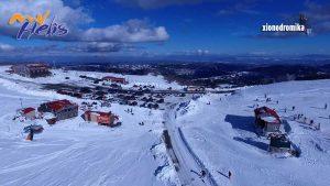 Χιονοδρομικό Κέντρο Βασιλίτσας MyHelis DJI Drone - Ενημέρωση