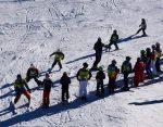 Η Esperos Ski Team στο Χ/Κ Ελατοχωρίου
