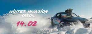 ZFGarage Nissan Silvia S13 - Χιονοδρομικό Κέντρο Βασιλίτσας 14.2.2018