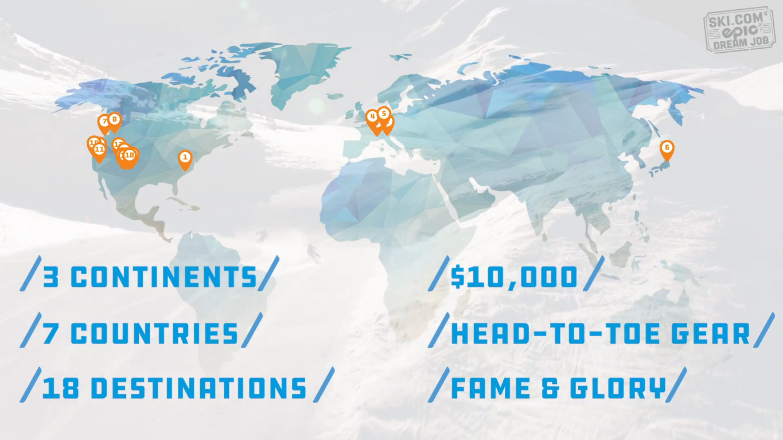 ski.com dreamjob 2018