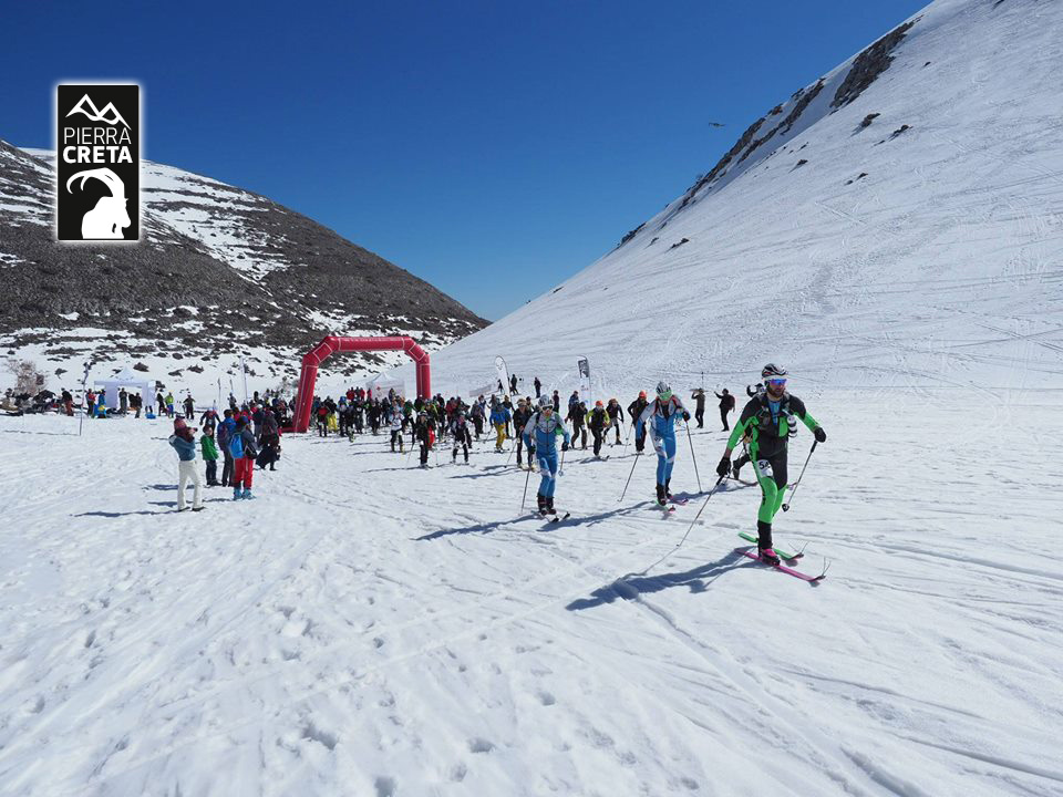 Pierra Creta αγώνας ορειβατικού σκι