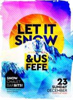 Πάρτυ στο Snow Chalet Bar Βίτσι στο Χ/Κ Βιτσίου 23.12.2018