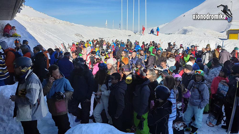 Χιονοδρομικό Κέντρο Παρνασσού - xionodromika.gr